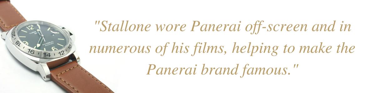 Panerai Luminor - Iconic move watches