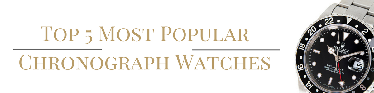 famous chronograph watches