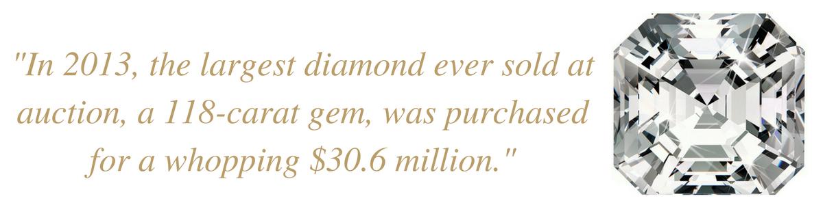 large diamond record
